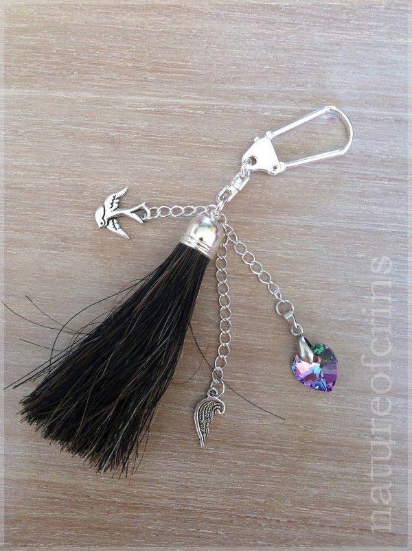 porte clés pompom (1)