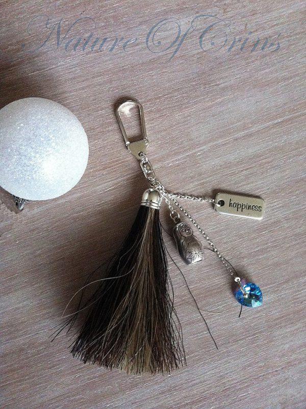 porte clés pompom (3)